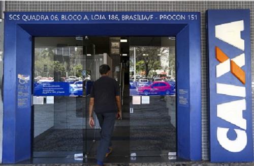 Caixa paga auxílio a beneficiários do Bolsa Família com NIS final 8