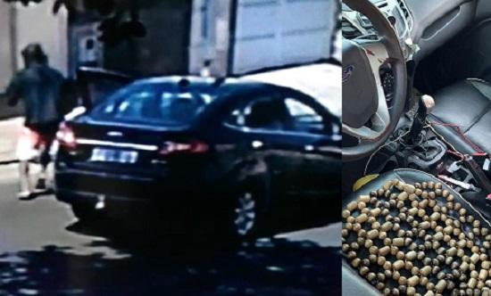 Ladrão armado com faca ataca motorista de aplicativo durante roubo; Veja!