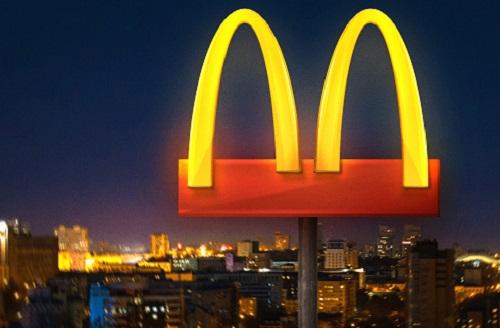 McDonald's vai operar exclusivamente por delivery, drive-thru e pedidos para viagem