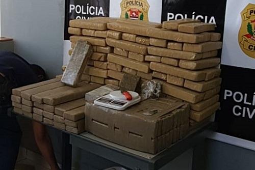 Ações da PM e Civil causam duros golpes contra organizações criminosas