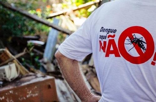 Franca registra 294 notificações, 43 casos positivos e reforça combate a dengue