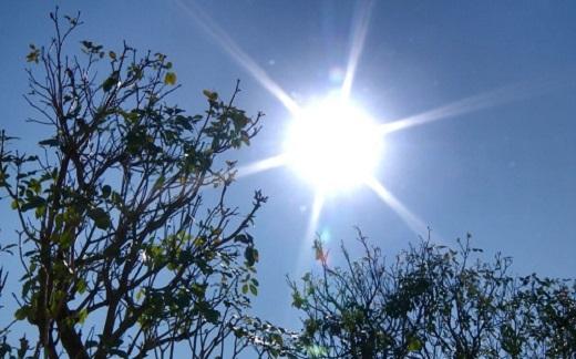 Franca pode registrar 38º C e previsão é de calor intenso até dia 05 de outubro