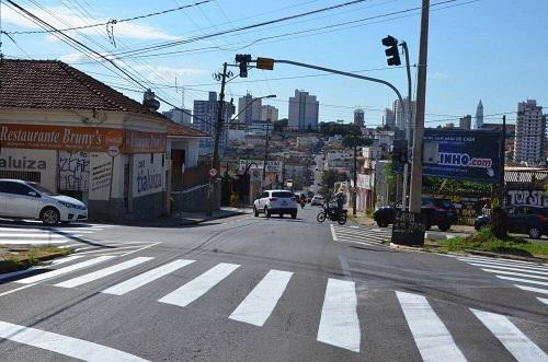 Novos semáforos entram funcionamento na General Telles