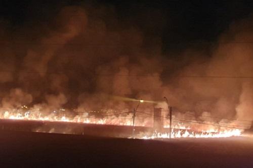 Incêndios atormentam população e causam acidentes na região de Franca