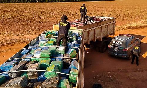 Justiça destina mais de R$ 19 milhões para o combate às drogas
