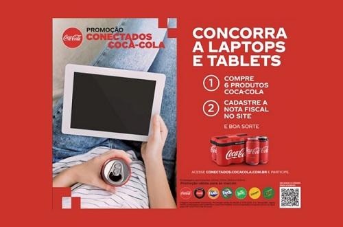 Coca-Colaacaba de lançar a promoção nacional 'Conectados Coca-Cola'