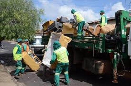 Arrastão da Limpeza em 12 bairros neste sábado na região sul; Veja a lista