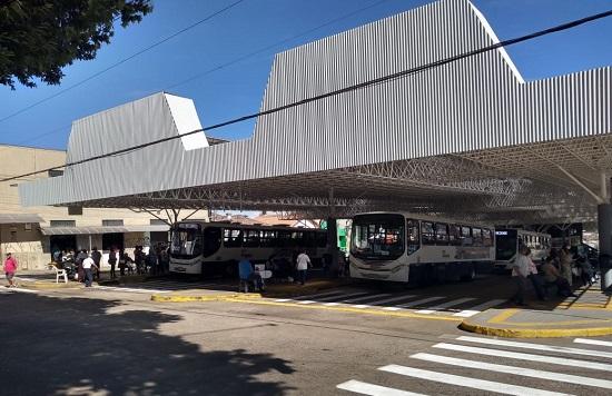 Reforma do terminal de ônibus 'Ayrton Senna' é concluída em Franca