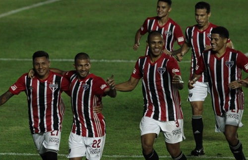 Com goleada, São Paulo vence Inter de Limeira pelo Paulistão