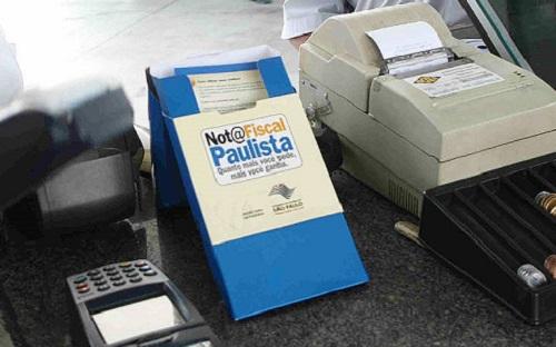Bilhetes que concorrerão ao sorteio de setembro da Nota Fiscal Paulista