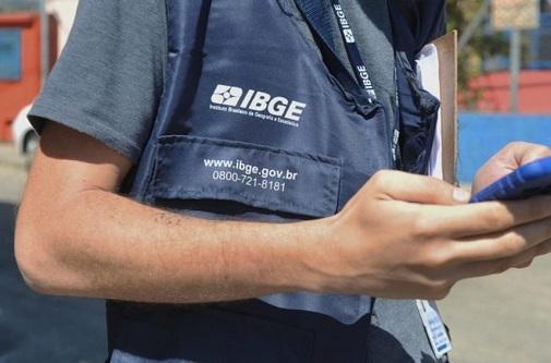 IBGE abre concurso para mais de 204 mil vagas para o Censo 2021