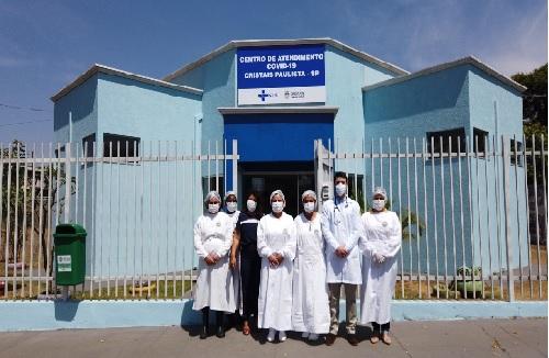Cristais Paulista inicia atividades do Centro de Atendimento Covid-19