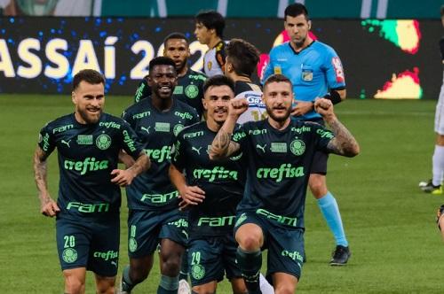 Palmeiras e Sport empatam pelo Brasileirão