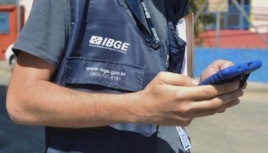 IBGE é autorizado a abrir contratação para 6,5 mil vagas; Veja!