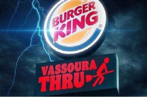 Burger King lança Vassoura Thru em comemoração ao Halloween