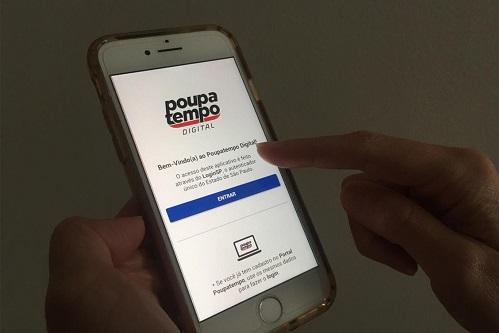 Poupatempo Digital oferece pré-cadastro para a campanha contra a Covid-19