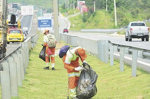 Dia Mundial da Limpeza com mutirão nas rodovias concedidas paulistas
