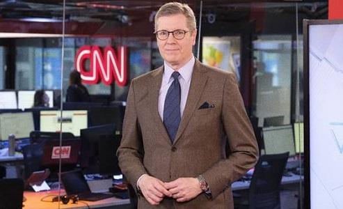 Marcio Gomes estreia como âncora do 'CNN Prime Time' e CNN Rádio