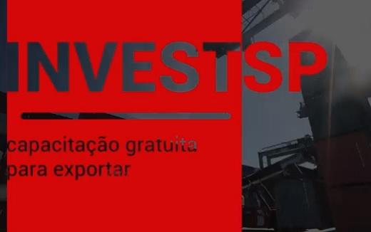 Prorrogadas as inscrições para 200 vagas de capacitação do Exporta SP