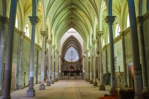 Governo de SP disponibiliza o funcionamento de igrejas e templos