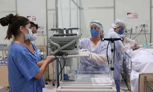 Franca soma 385 mortes e mais de 18 mil curados pela Covid-19