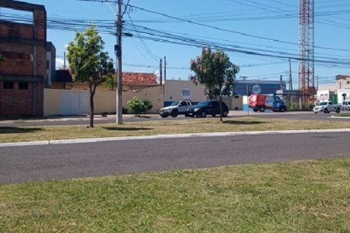 Serviços e limpeza são intensificados na região do Parque Progresso