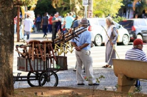 Comércio ambulante: MP notifica Prefeitura sobre fiscalização em Franca
