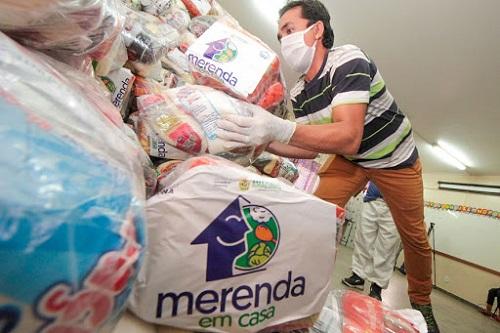 Governo de SP paga sexta parcela do Merenda em Casa para estudantes da região de Franca