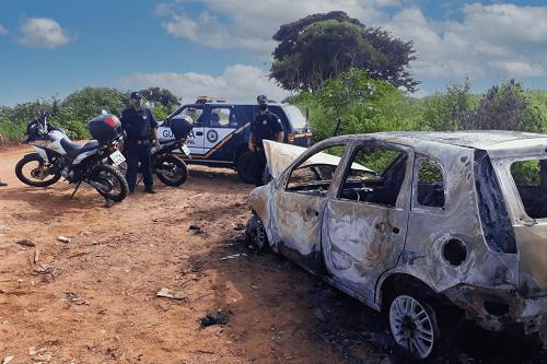 Guarda Civil realiza fiscalizações de entulhos e descartes irregulares