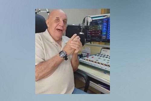 Luto: Morre aos 73 anos, radialista Paulo Roberto Verzola