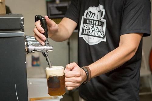 Núcleo Cervejeiro do Empreender ACIF promove evento de degustação
