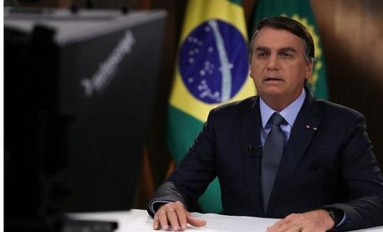 Presidente Bolsonaro inaugura biogás em usina na região