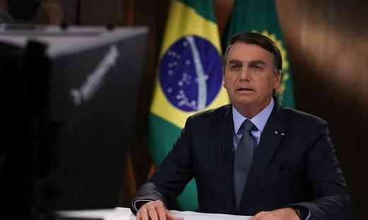 CNI-Ibope: avaliação positiva do governo Jair Bolsonaro sobe para 40%