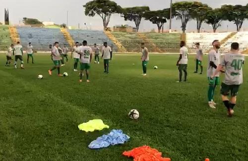 Francana estreia hoje diante da Inter de Bebedouro no Lanchão
