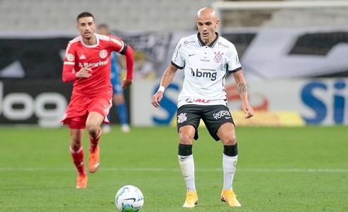 Fora de casa, Corinthians se despede do Brasileirão contra o Internacional