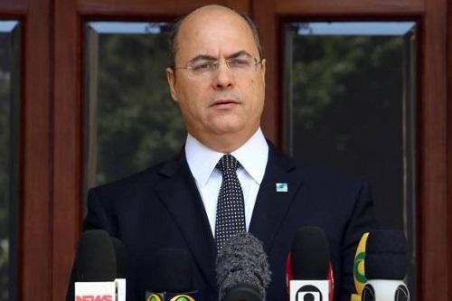 STJ afasta Wilson Witzel do governo do RJ por fraudes na saúde