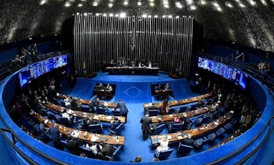 Senado retoma essa semana as votações presenciais
