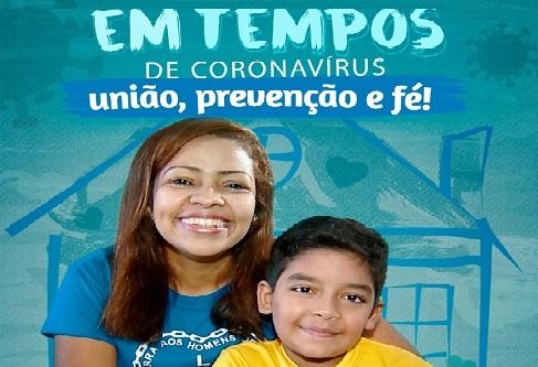 Campanha da LBV incentiva hábitos saudáveis em tempos de pandemia