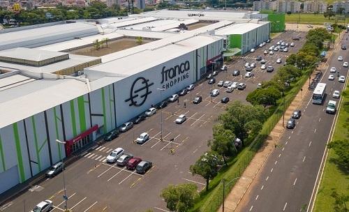 Drive-thru do Franca Shopping volta com atendimento especial para Páscoa