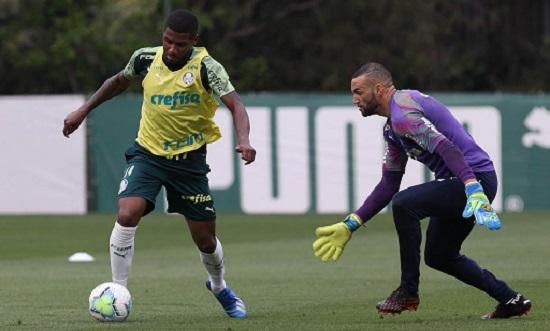 Palmeiras e Grêmio fazem duelo neste domingo pelo Brasileirão