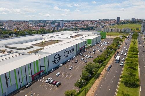 Franca Shopping terá prédios com 180 apartamentos residenciais e multiuso