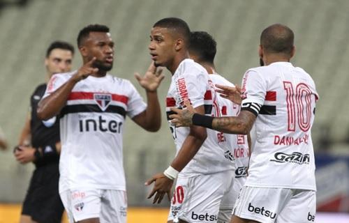 Tricolor empata com o Fortaleza na estreia da Copa do Brasil