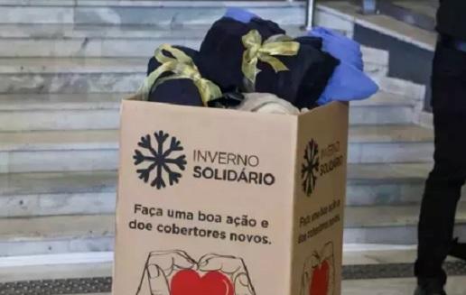 Sabesp arrecada 102 mil cobertores na Campanha Inverno Solidário