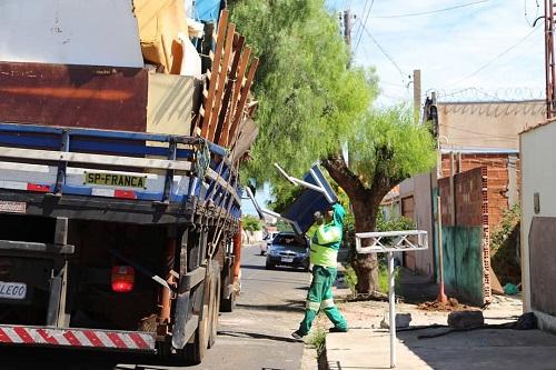 Arrastão de Limpeza recolhe mais de 13,6 toneladas de inservíveis