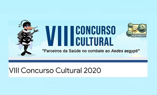 Concurso cultural  'Parceiros da Saúde' tem inscrições prorrogadas