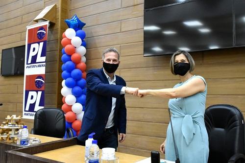 PL, da Deputada Graciela, confirma candidatos a vereador