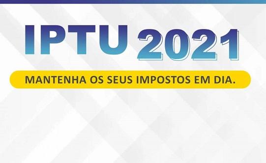 Contribuintes com IPTU em dia poderão participar do sorteio de R$ 64,5 mil