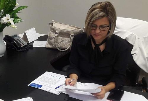 Deputada Graciela inaugura página para projetos em defesa das mulheres