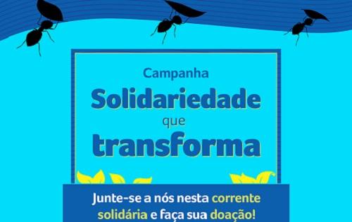 Franca participa da campanha de arrecadação 'Solidariedade que Transforma'