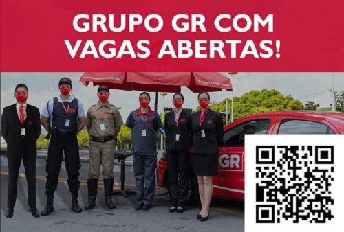 Grupo GR abre 150 vagas  no estado de São Paulo; Veja!